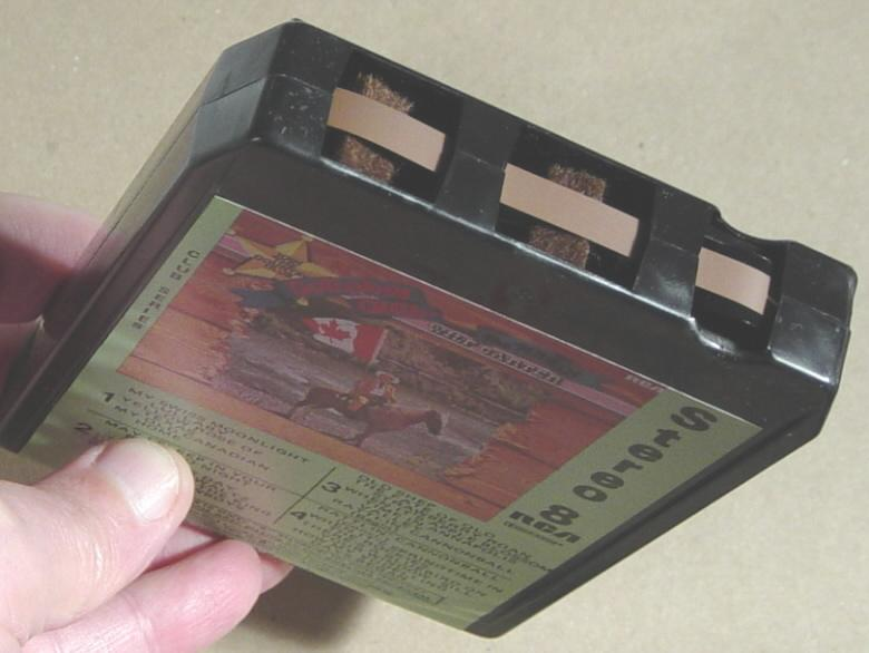 Obsolete 8-track